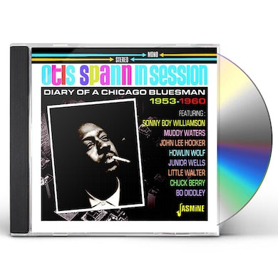 OTIS SPANN IN SESSION: DIARY OF CHICAGO BLUESMAN CD