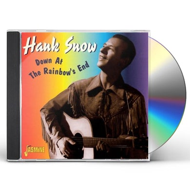 Hank Snow DOWN AT THE RAINBOW'S END CD