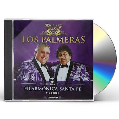 JUNTO A LA FILARMONICA SANTA FE CD