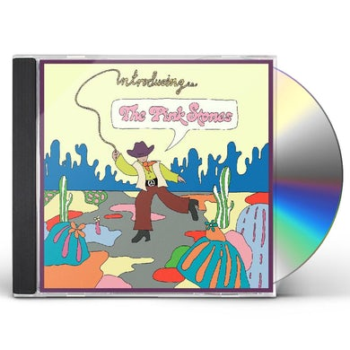 INTRODUCING...THE PINK STONES CD