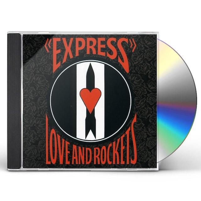 Love & Rockets EXPRESS CD