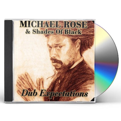Michael Rose DUB EXPECTATIONS CD
