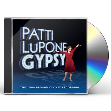Patti Lupone Gypsy [2008 Broadway Revival Cast] CD
