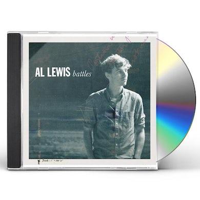 Al Lewis BATTLES CD