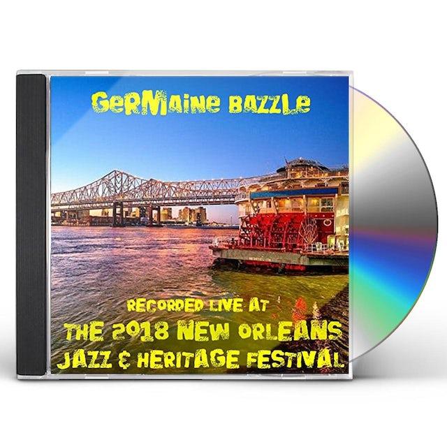 Germaine Bazzle