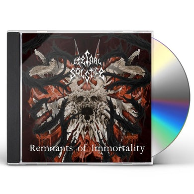 ETERNAL SOLSTICE REMNANTS OF IMMORTALITY CD