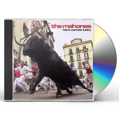 MAHONES HERE COMES LUCKY CD