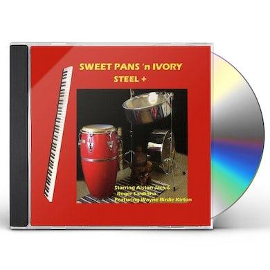 Steele SWEET PANS 'N IVORY CD