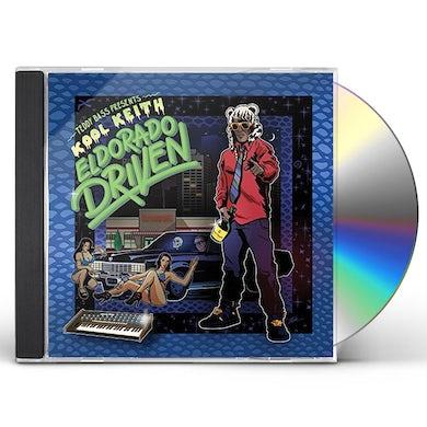 Kool Keith TEDDY BASS PRESENTS: EL DORADO DRIVEN CD