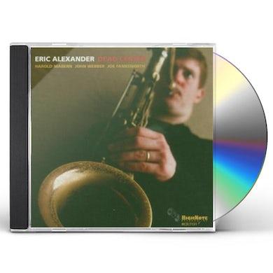 Eric Alexander DEAD CENTER CD