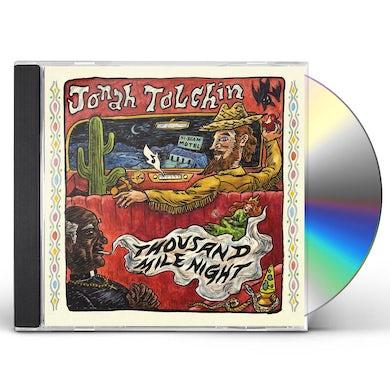 Jonah Tolchin THOUSAND MILE NIGHT CD
