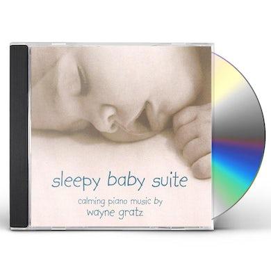 Wayne Gratz SLEEPY BABY SUITE CD