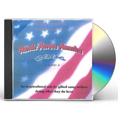 Compilation HANDS ACROSS AMERICA 2006 4 CD
