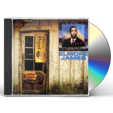 Elmore James ROLLIN & TUMBLIN: BEST OF CD
