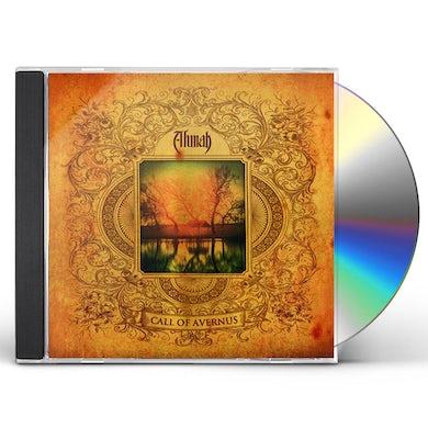 Alunah CALL OF AVERNUS CD