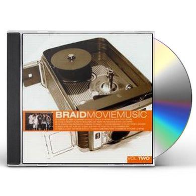 Braid MOVIE MUSIC 2 CD