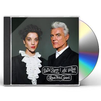 David Byrne & St Vincent LOVE THIS GIANT CD