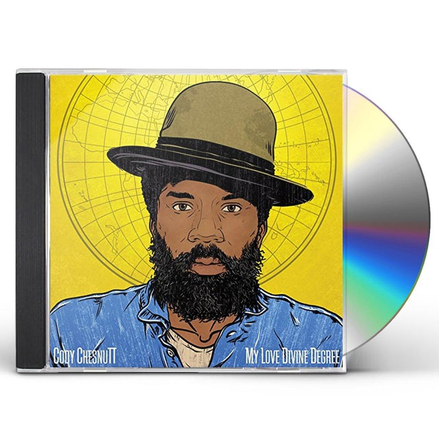 Cody Chesnutt MY LOVE DIVINE DEGREE CD