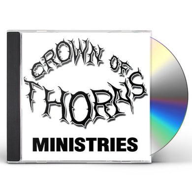 Crown of Thorns MINISTRIES CD