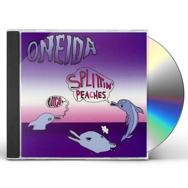 Oneida NICE SPLITTIN PEACHES CD
