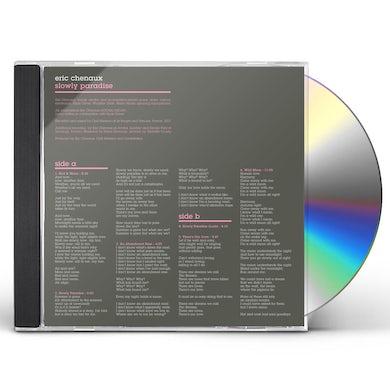 Eric Chenaux SLOWLY PARADISE CD