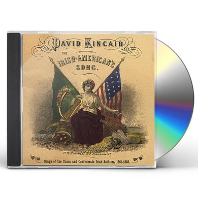 David Kincaid IRISH-AMERICAN'S SONG CD