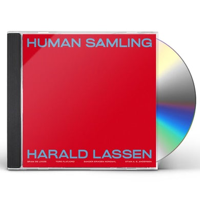 HUMAN SAMLING CD