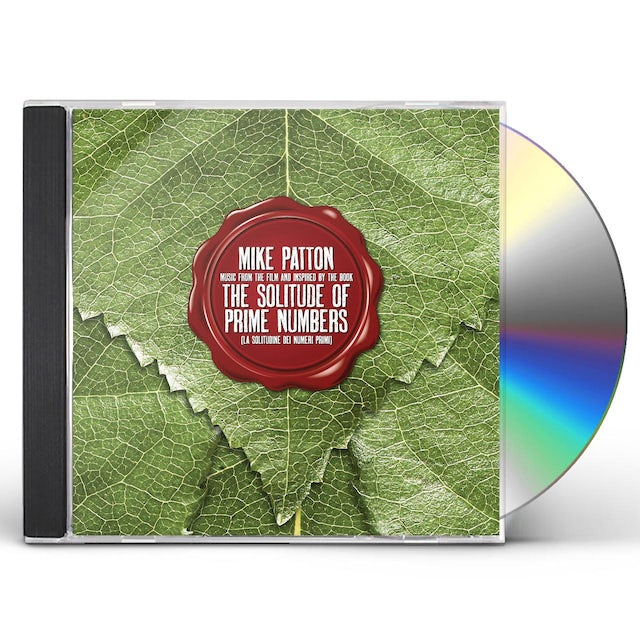 Mike Patton SOLITUDE OF PRIME NUMBERS CD
