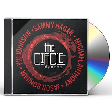 Sammy Hagar At Your Service CD