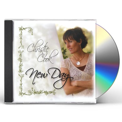 Christie Cook NEW DAY CD