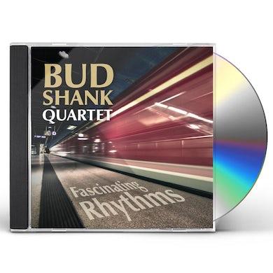 Bud Shank FASCINATING RHYTHMS CD