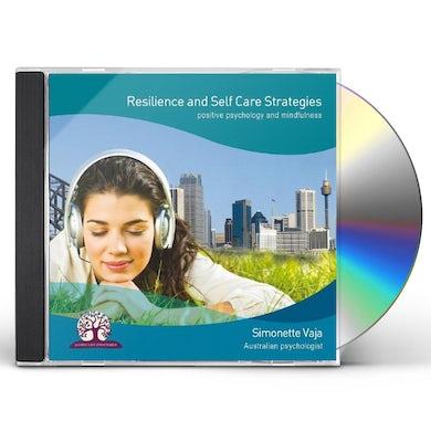 Simonette Vaja RESILIENCE & SELF CARE STRATEGIES CD