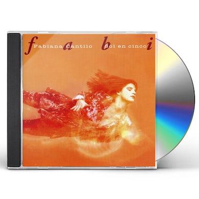 Fabiana Cantilo SOL EN CINCO CD