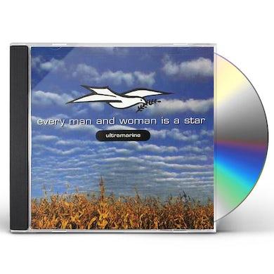 Ultramarine EVERY MAN & WOMAN IS A STAR CD