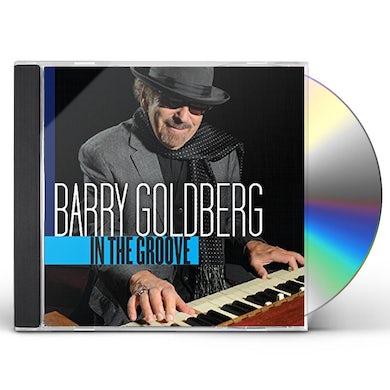Barry Goldberg IN THE GROOVE CD