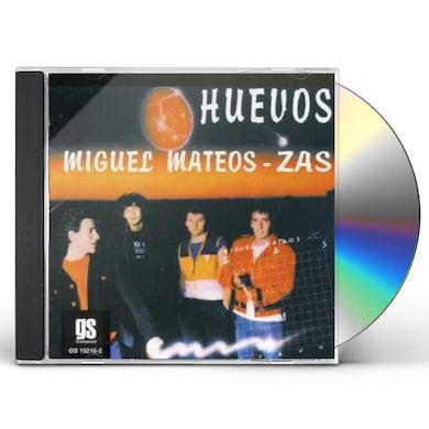 Miguel Mateos HUEVOS CD