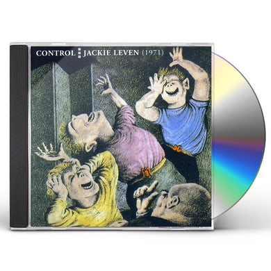 Jackie Leven CONTROL (1971) CD