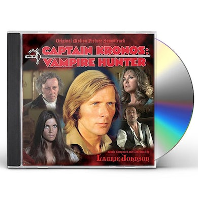 CAPTAIN KRONOS: VAMPIRE HUNTER - Original Soundtrack CD