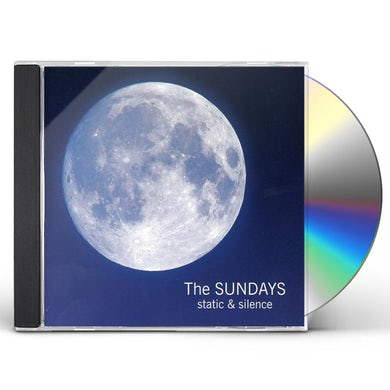 Sundays STATIC & SILENCE CD