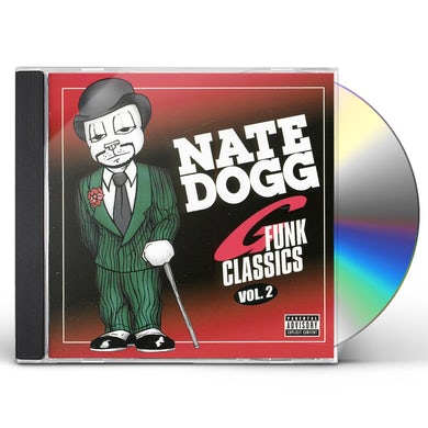NATE DOGG G FUNK CLASSICS 2 CD