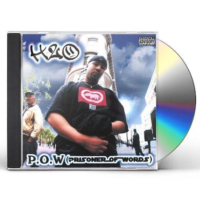 H2O P.O.W. PRISONER OF WORDS CD