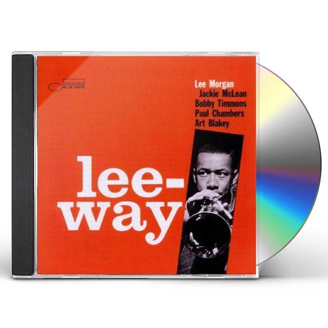 Lee Morgan LEEWAY CD