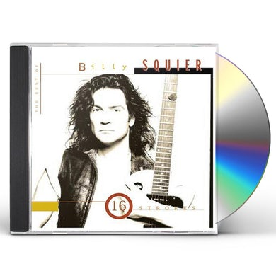Billy Squier GREATEST HITS CD
