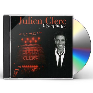 Julien Clerc OLYMPIA 94 CD