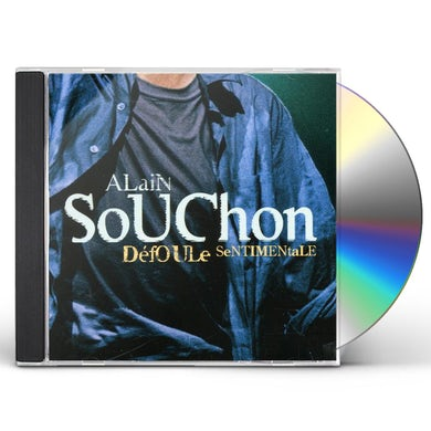 Alain Souchon DEFOULE SENTIMENTALE CD