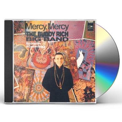 Buddy Rich MERCY MERCY - LIVE AT CAESARS PALACE 1968 CD