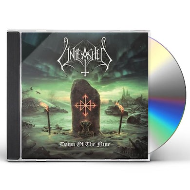 Unleashed DAWN OF THE NINE CD