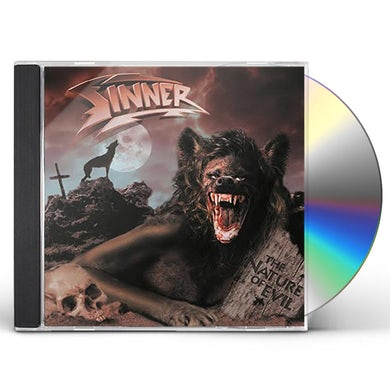 Sinner NATURE OF EVIL CD