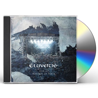 Eluveitie LIVE AT MASTERS OF ROCK 2019 CD