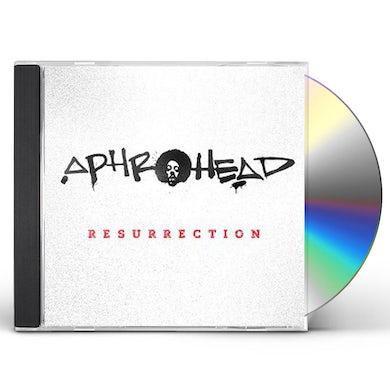 Aphrohead RESURRECTION CD